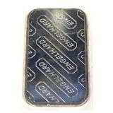 1 Troy Ounce Silver Bar – auction estimate $20-$40