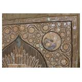 NICE Mother of Pearl Highly Inlaid Coffee Table – auction estimate $300-$600