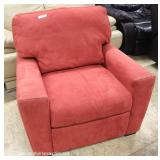 Modern Upholstered Club Chair – auction estimate $100-$300