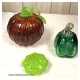 Tray Lot of Art Glass – auction estimate $20-$40