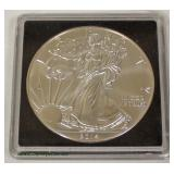 2014 U.S. Silver Eagle Dollar – auction estimate $20-$50