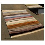 20 Plus Modern Multi Color Indoor/Outdoor Fun Rugs – auction estimate $20-$100 each
