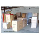 Truck Loads of NEW Sofa's, Chairs, Loveseats, Bathroom Vanity's, Sectionals, High and Low Chest, an