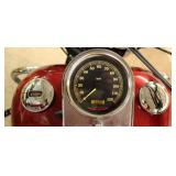 "NICE 2002 ""Harley Davidson"" FXST in Good Shape, Good Chrome and Paint, with Windshield, Spoke Wheel"