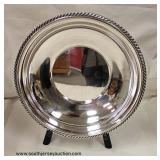 """Gorham"" Sterling Silver 10"" Vegetable Bowl – auction estimate $100-$300"