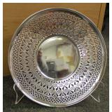 """Whiting"" Sterling Silver Filigree 10"" Plate – auction estimate $100-$300"