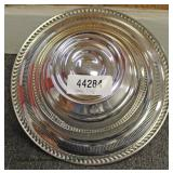 """Rogers"" Sterling Silver 9"" Footed Bowl – auction estimate $100-$300"