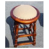 Mahogany Stool – auction estimate $20-$50