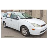 2003 Ford Focus 5 Door Wagon Running Condition Vehicle, New Battery,  New Tune Up, New Plugs and Wi
