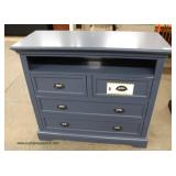 NEW Country Style Media Chest – auction estimate $100-$300