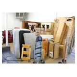 Massive amount of NEW - Brand Name - Gently used Fantastic assortment of furniture including bedroom