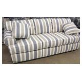 "NEW ""Birch Lane"" Contemporary Sofa with Decorator Pillows"