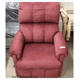 Upholstered Contemporary Recliner