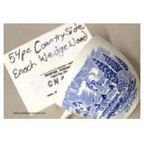 "54 Piece ""Country Side"" Enoch Wedgewood Dinnerware Set"