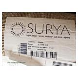 SURYA Elaziz Collection Rectangle 12