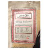 Chen Chu Tiensin Series Handmade Wool Chinese Rug B2008 5.6