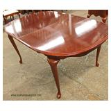 "11 Piece ""American Drew Furniture"" Cherry Queen Anne Dining Room Set  Auction Estimate $300-$600 –"