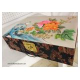 Large Asian Decorated Tea Set in the Original box  Auction Estimate $100-$300 – Located Inside