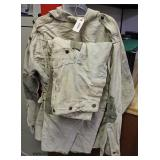 WWII 17th Airborne Jacket and Pants Reinforced  Auction Estimate $300-$600 – Located Inside
