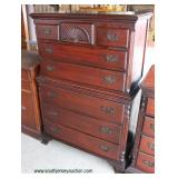 Several Mahogany High Chest and Low Chest  Auction Estimate $200-$400 – Located Inside