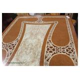 Depression 5 Piece Porcelain Top Kitchen Table and 4 Chairs in Very Good Condition  Auction Estimat