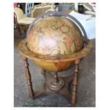 VINTAGE Globe Bar   Auction Estimate $100-$300 – Located Inside