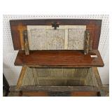 Early Period Asian Rice Box  Auction Estimate $1000-$2000 – Located Inside