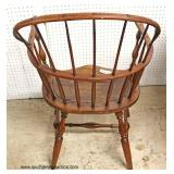 MUSEUM QUALITY ANTIQUE Early 18th Century Windsor Chair with Bow Tie Construction  Auction Estimate