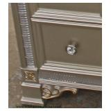 NEW Polychrome and Mirror Decorator High Chest  Auction Estimate $200-$400 – Located Inside