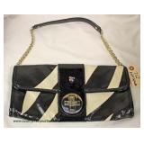 """Kate Spade"" Designed Black and White Purse  Auction Estimate $100-$300 – Located Inside"