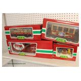 Large Selection of Trains and Accessories including LGB, Blue Comet, HLW, Lionel and other  Auction