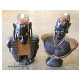 Selection of African Wood Artwork  Auction Estimate $100-$300 – Located Inside