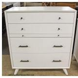 NEW Modern Design High Chest  Auction Estimate $100-$300 – Located Inside