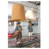 Figural Lamps  Auction Estimate $20-$50 – Located Inside