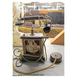 ANTIQUE French Style Phone  Auction Estimate $100-$200 – Located Inside