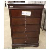 One of Several NEW Mahogany Finish High Chest  Auction Estimate $100-$300 – Located Inside