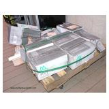 Pallet Filled of Ceramic Tile  (white)  Auction Estimate $20-$100 – Located Field