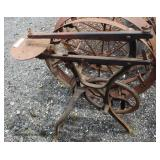 ANTIQUE Knife Sharpener in Original Found Condition  Auction Estimate $100-$200 – Located Field