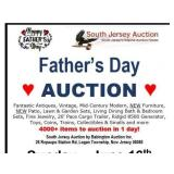 Father's Day Auction, trailer, furniture, siler, coins, 30+ estates in ONE day!