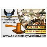 FREE admission Public Estate Auction