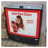 Like New Coca Cola Cooler Auction Estimate $100-$300 – Located Dock