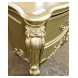 NEW Italian Style 2 Drawer Night Stand   Auction Estimate $50-$100 – Located Inside