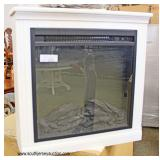 NEW Wall Mount Electric Fireplace   Auction Estimate $100-$200 – Located Inside