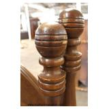 One of Several Full Size Cannon Ball Beds   Auction Estimate $50-$100 – Located Inside