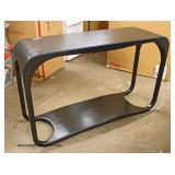 NEW Modern Design Sofa Table   Auction Estimate $100-$300 – Located Inside
