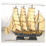 Collection of Ships including Ship Clock and Models   Auction Estimate $20-$50 each – Located Inside