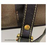 """Fendi"" (?) Cross Body Purse   Auction Estimate $50-$100 – Located Inside"