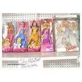 Selection of Barbie's   Auction Estimate $20-$50 – Located Inside