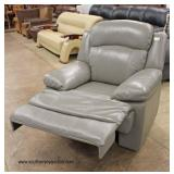 NEW Leather Recliner  Auction Estimate $200-$400 – Located Inside