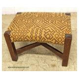 "Mission Oak ""Stickley Furniture"" Ottoman  Auction Estimate $200-$400 – Located Inside"